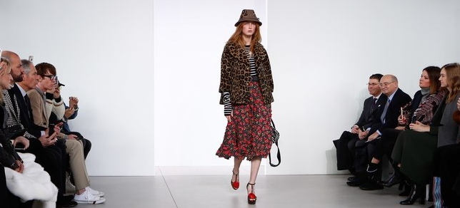 Top 10 colecții de toamnă 2018 New York Fashion Week 2