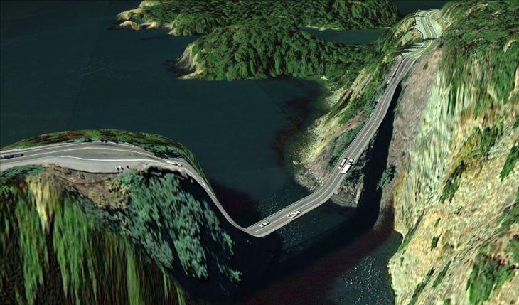 Cele mai periculoase 16 drumuri din lume 2