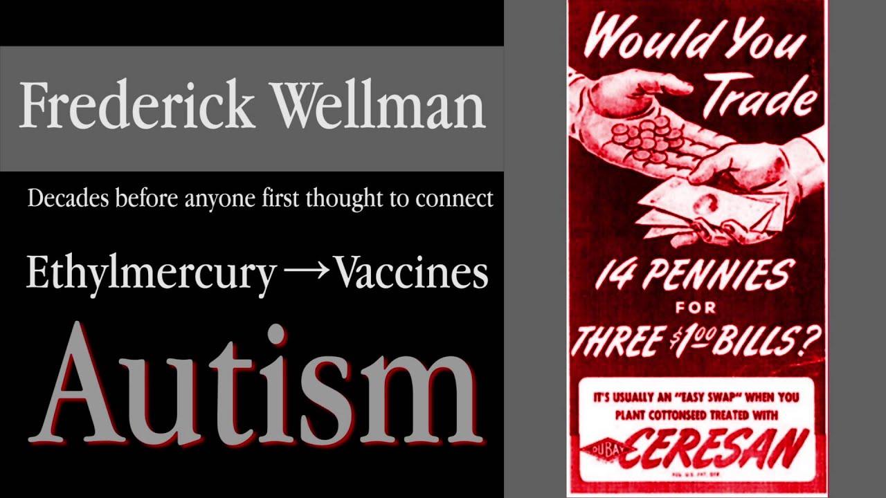 Vaccinurile, mercurul și autismul 3