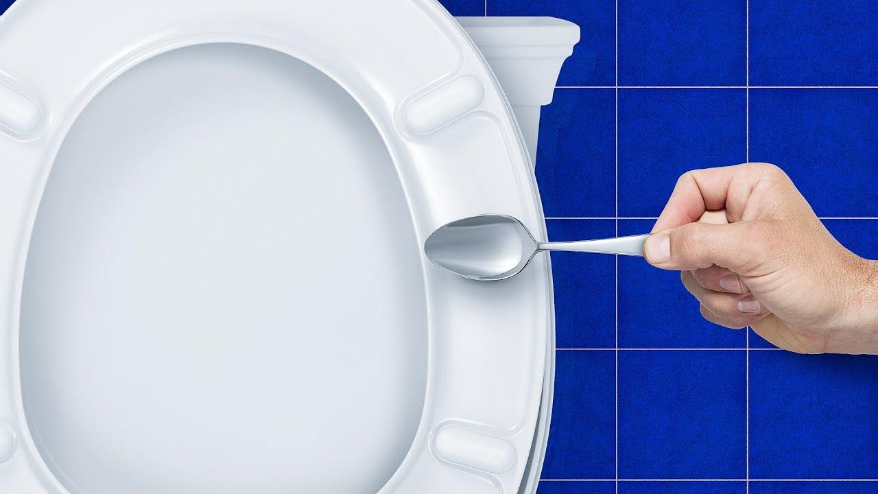 30 de Trucuri excepționale pentru curățarea băii 4