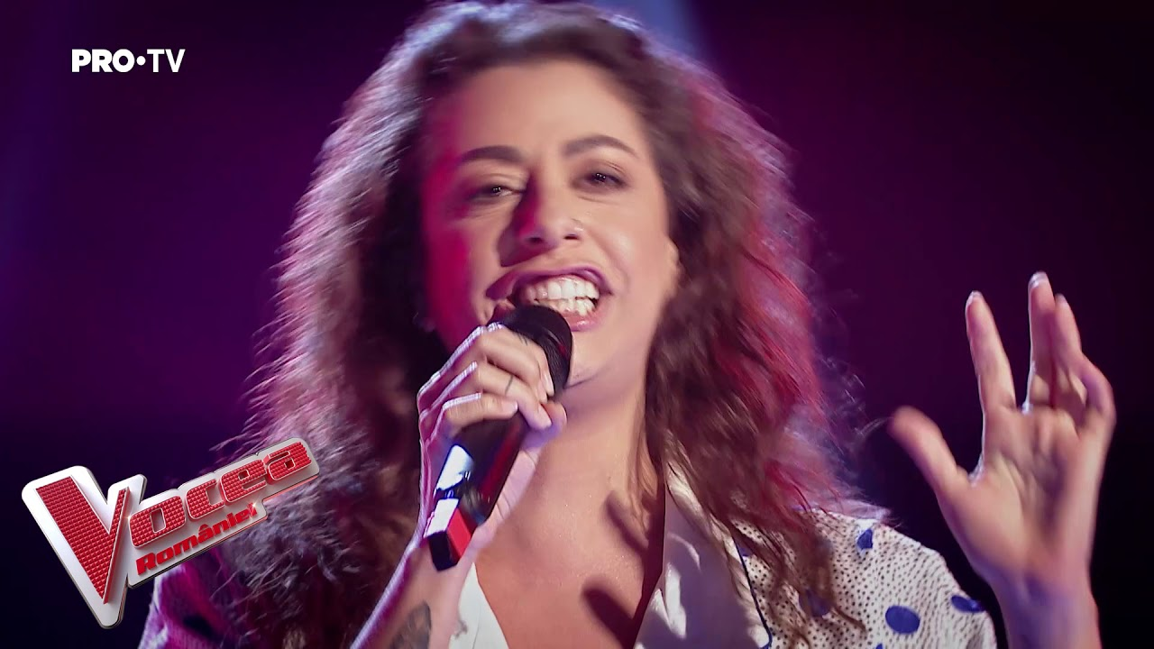 Renee Santana la Vocea României 2019-Audiții (VIDEO) 2