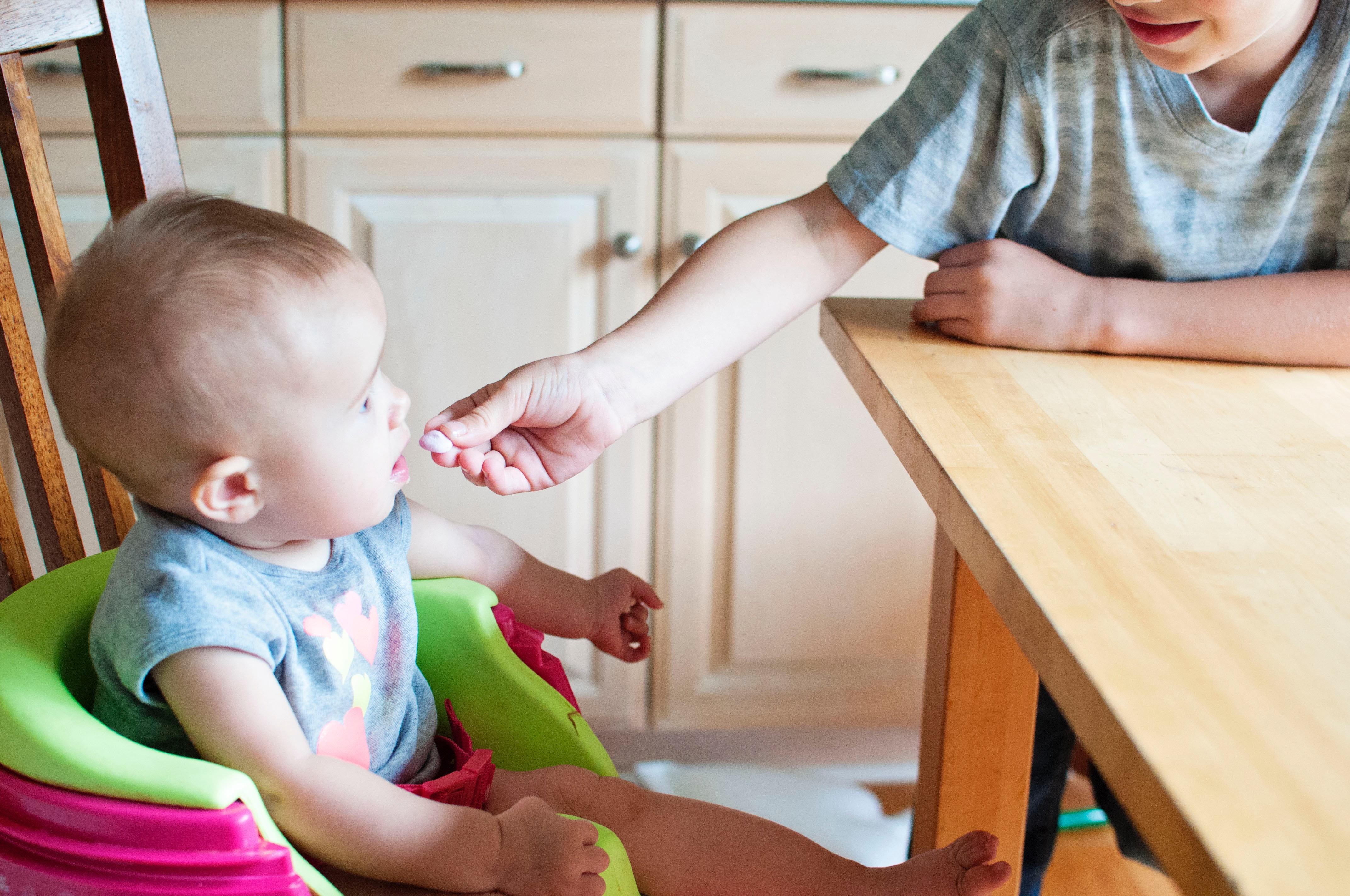 produsele alimentare pentru copii