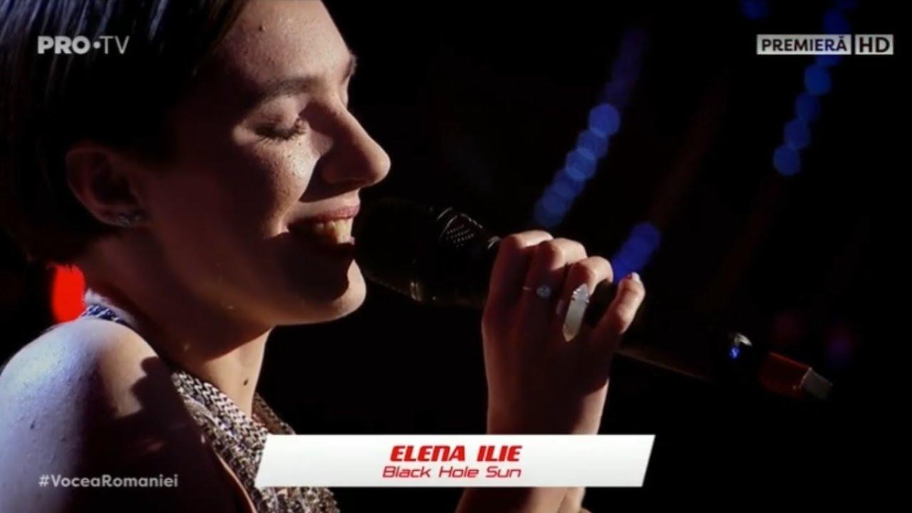 Elena Ilie la Vocea României 2019/Audiții 3