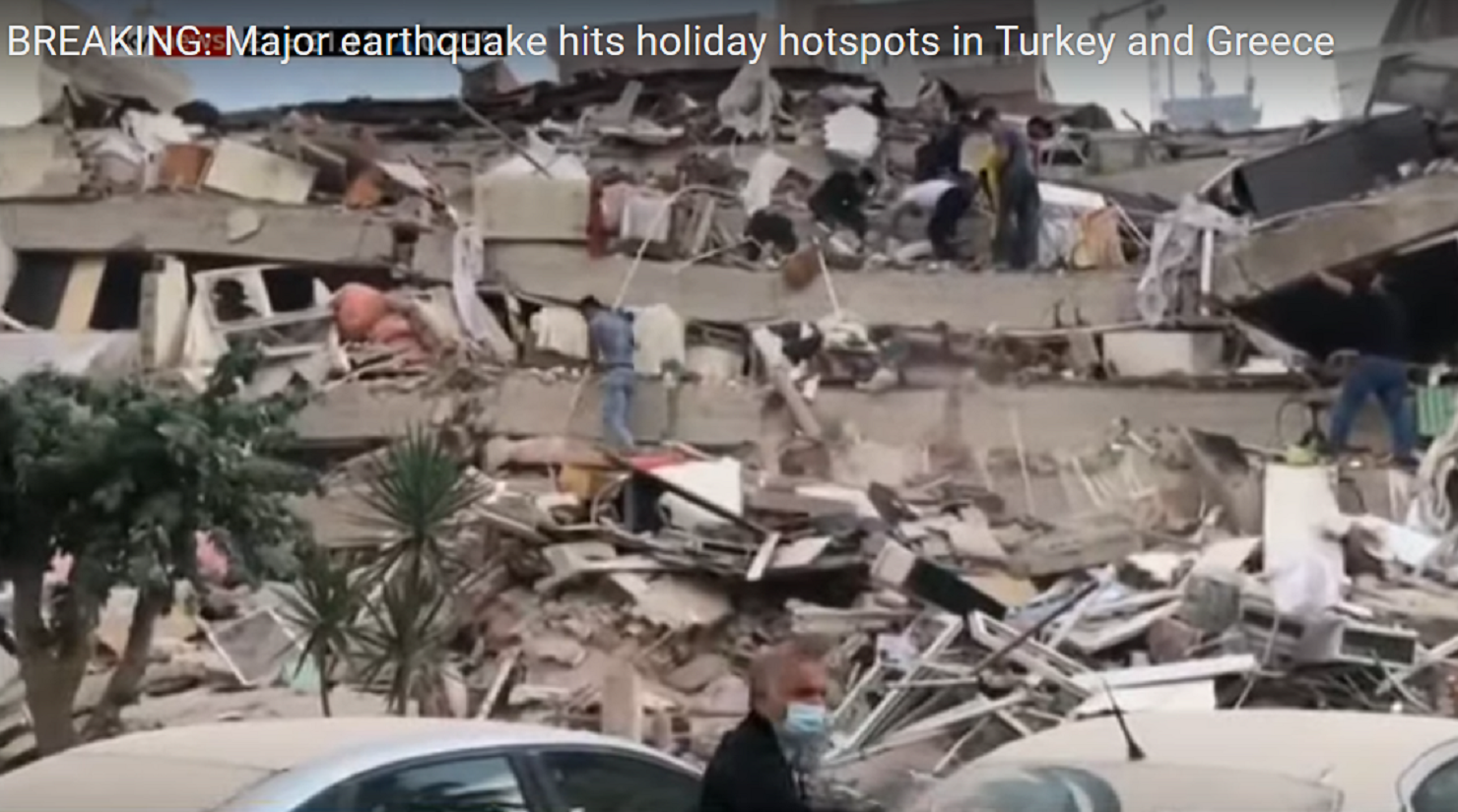 cutremur în grecia și turcia