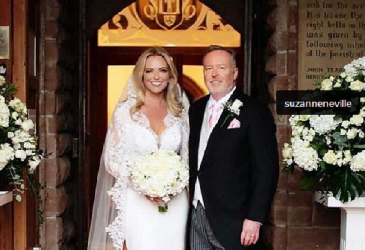 Michelle Mone married Doug Barrowman