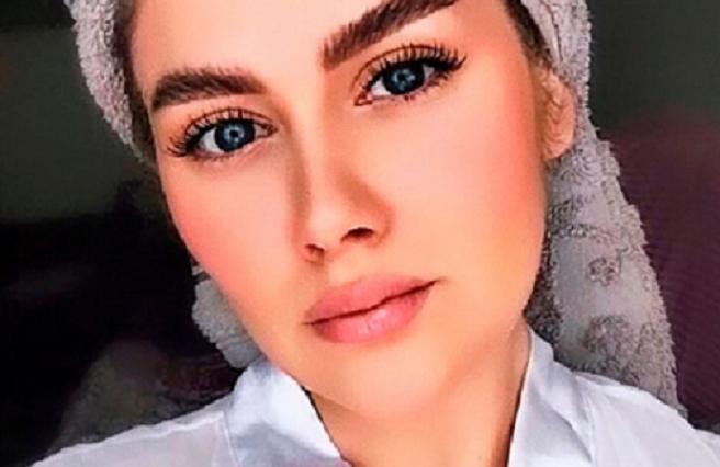 Olesya Semenova din Rusia