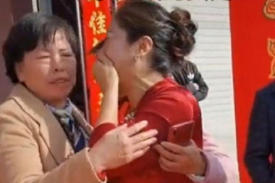 caz șocant în china