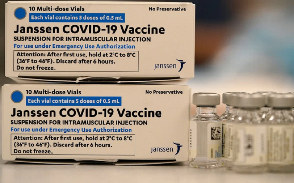 vaccinul Johnson & Johnson