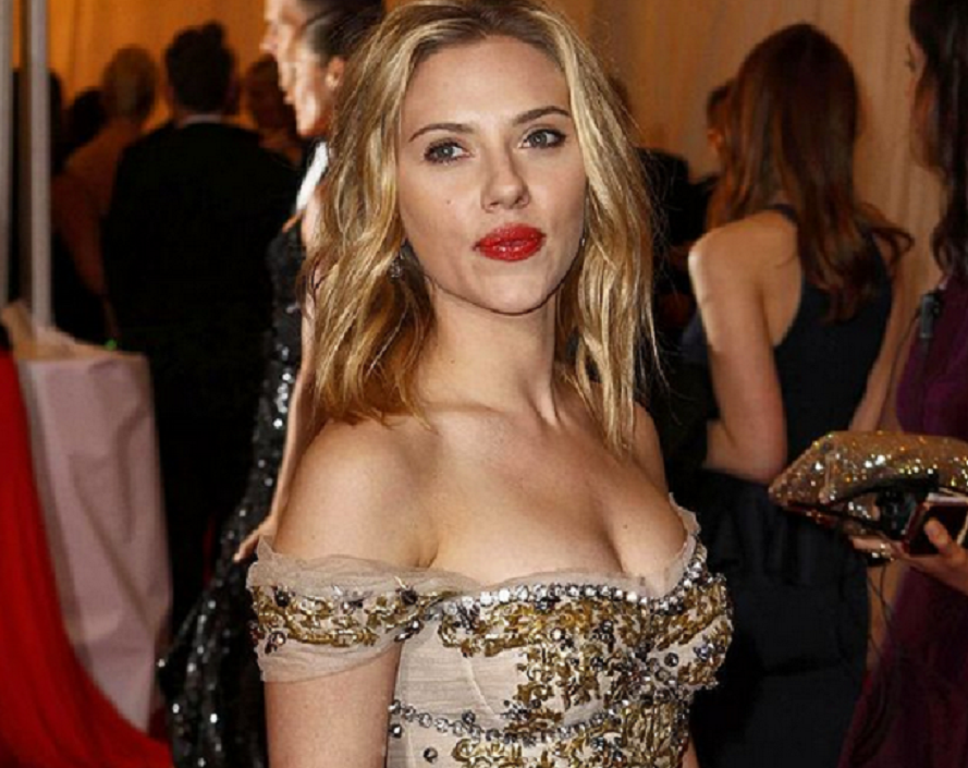 Scarlett Johansson are 2 copii