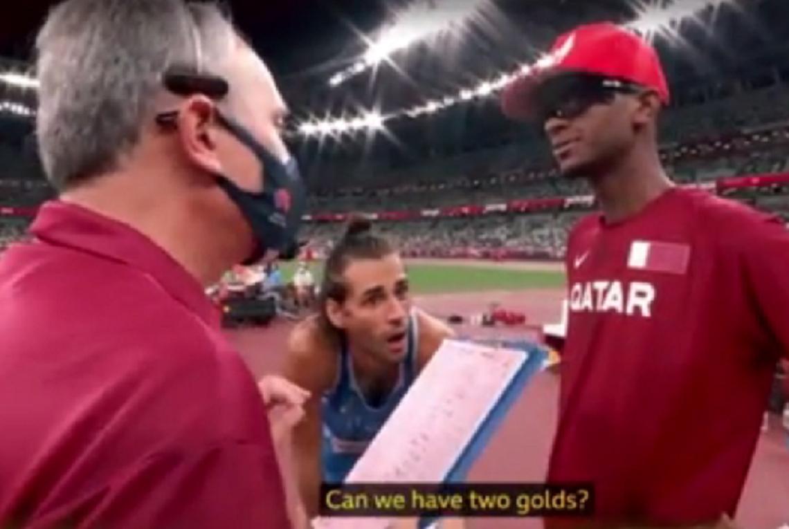Medalie de aur pentru doi atleți