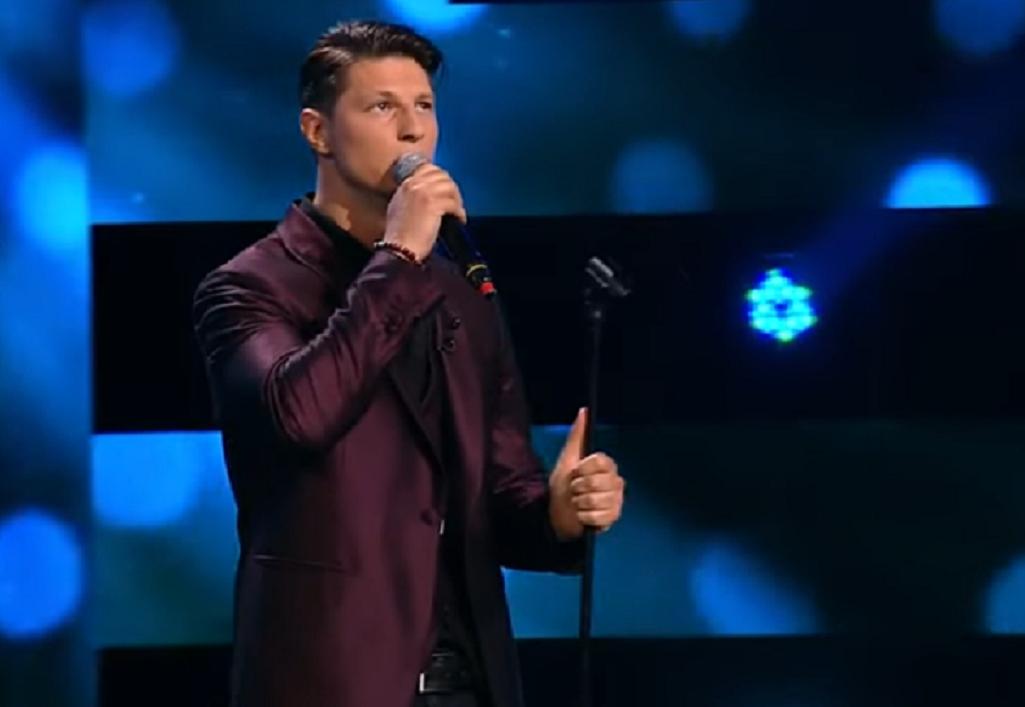 Nick Casciaro la X Factor-Audiții