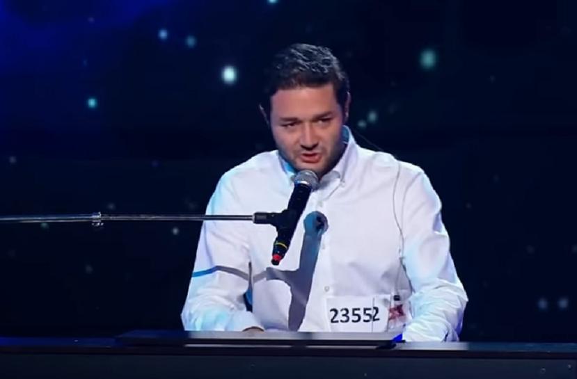 Stefan Doyle - X Factor România 2021